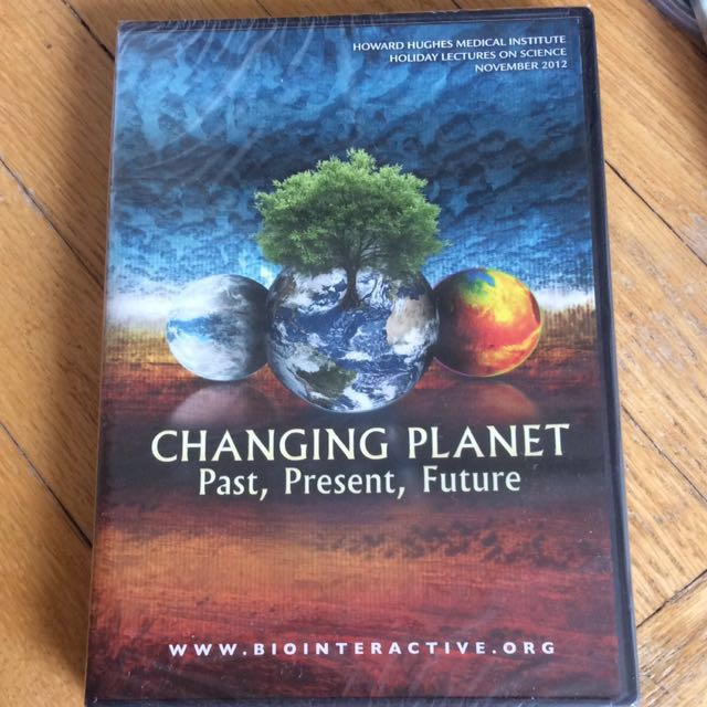 SCIENCE DVD: Changing Planet Past, Present, Future