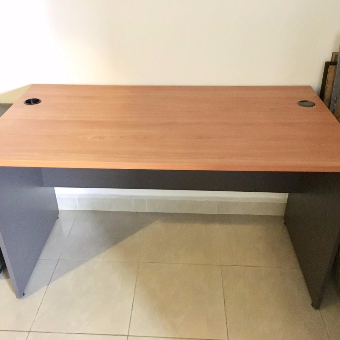 sturdy office desk. Photo Sturdy Office Desk F