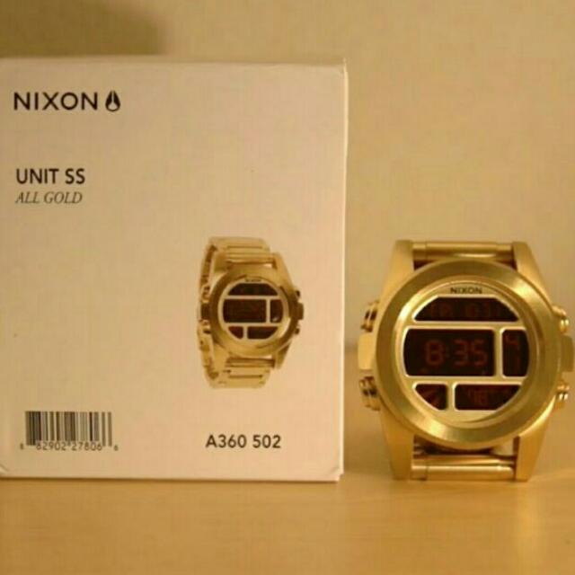 Ss nixon Gold