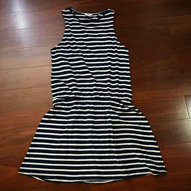 Stripes Dress (forever XXI)