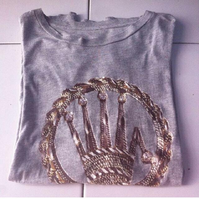 Stussy Crown Original Tshirt