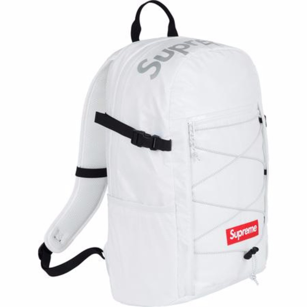 new arrival adb47 6de3d supreme backpack FW17, Men s Fashion, Bags   Wallets on Carousell