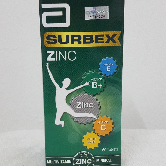 Surbex Zinc Multivitamin Supplements Everything Else Others On