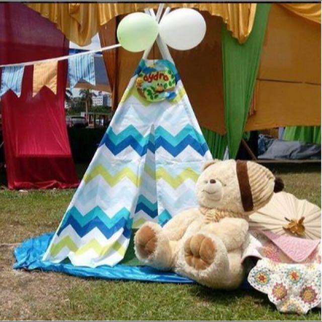 Tenda anak indian ala2