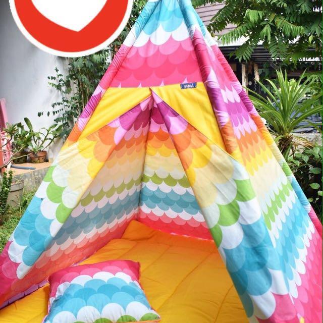 Tenda Anak Kekinian Indian