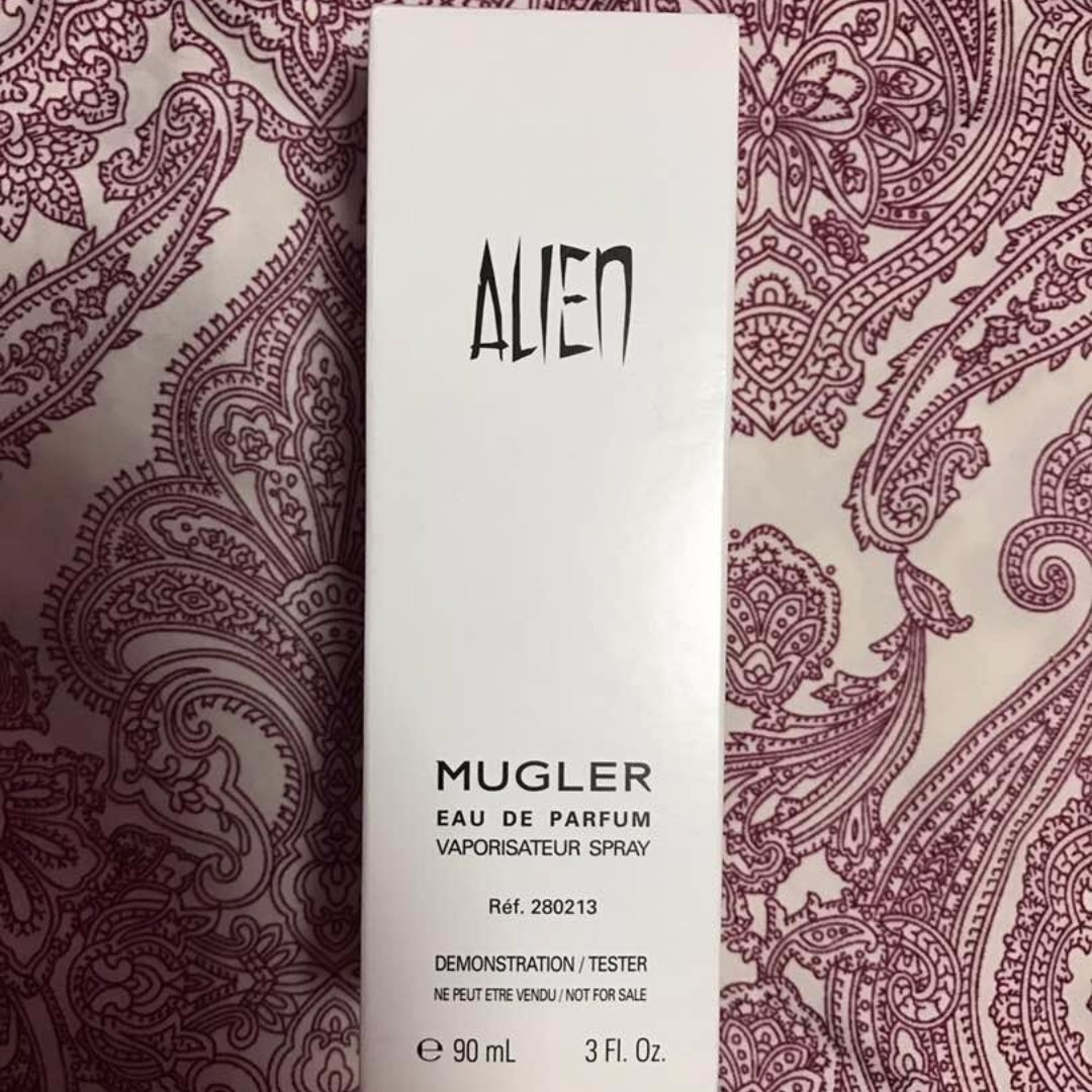 Thierry Mugler Alien Edp 90ml Tester Health Beauty Hand Foot