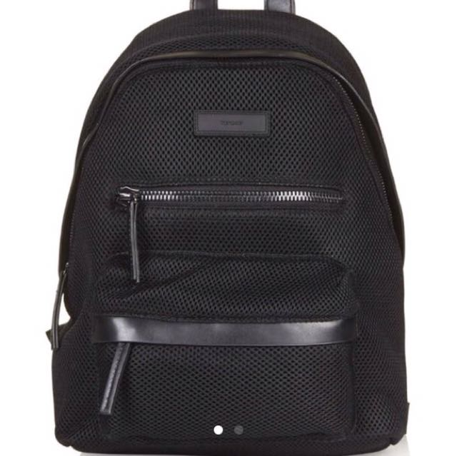 Topshop Mesh Small Backpack