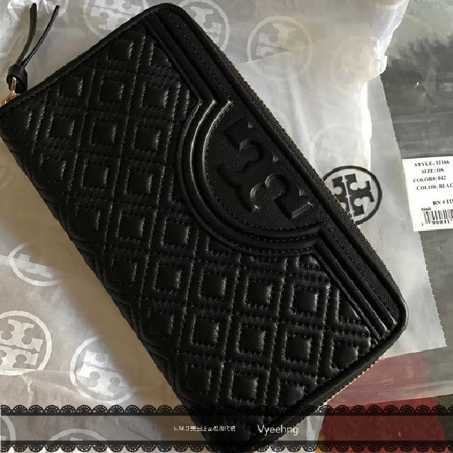 127a2a585590 TORY BURCH Fleming Zip Continental Wallet