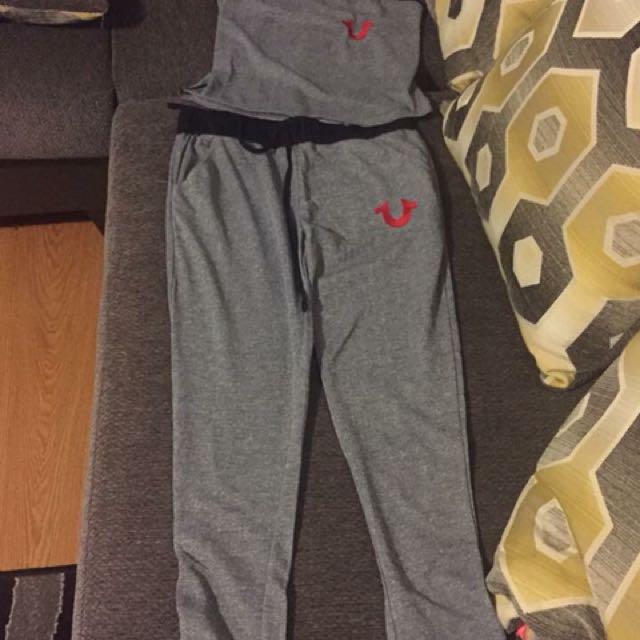 True Religion Jogging Suits