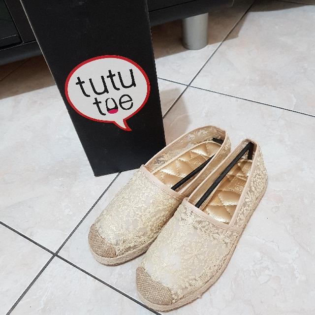 Tutu Toe Shoes