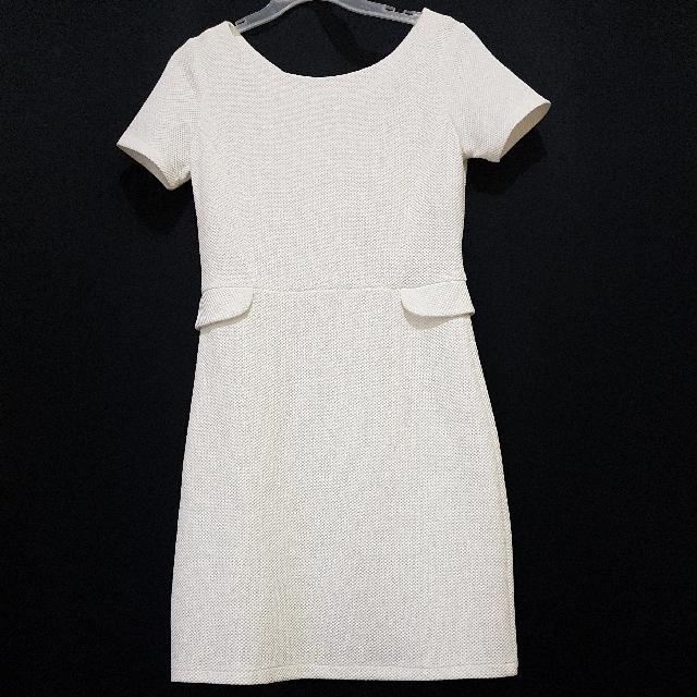 Unarosa White Dress