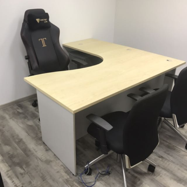 Office Table For Cash Carry