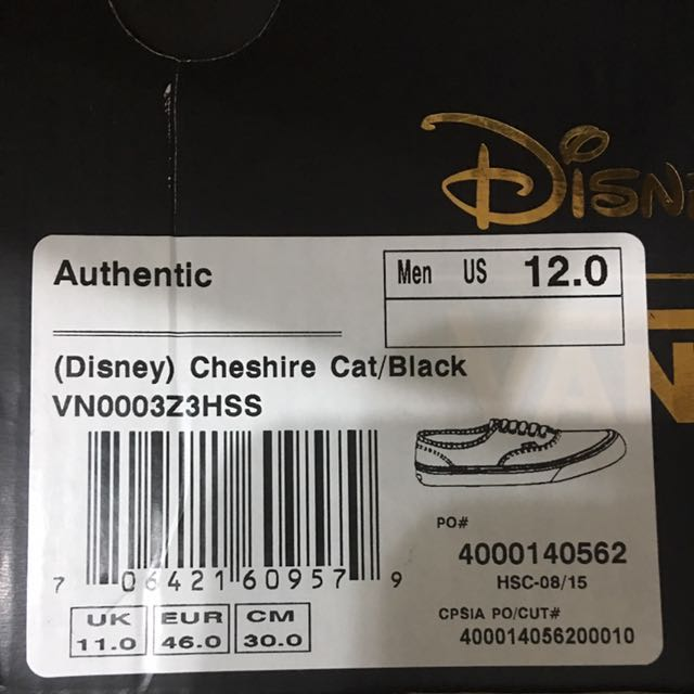 迪士尼vans