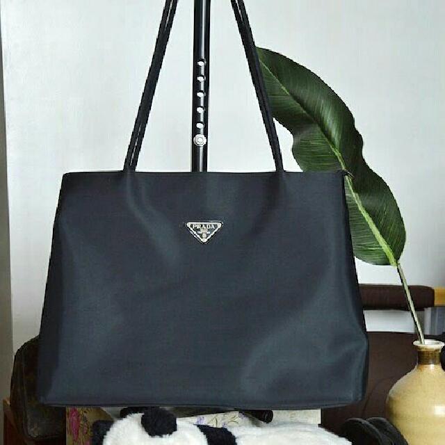 cc25668dbe8d ... cheap vintage 90s prada nylon bag from japan not nmd jordan kyrie kobe  nike adidas vans