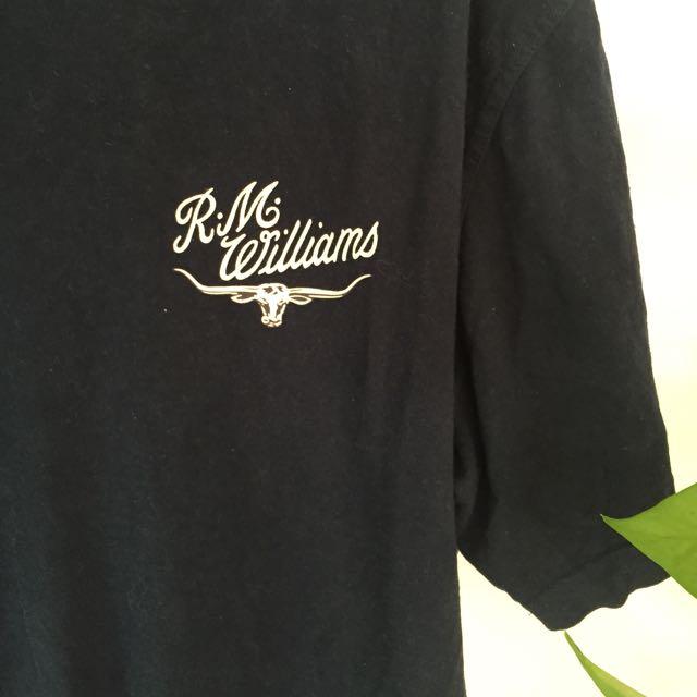 Vintage RM Williams tshirt