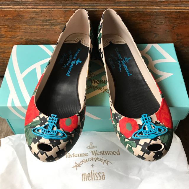 Vivien Westwood Anglomania Shoes