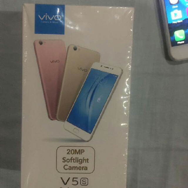 Vivo V5s
