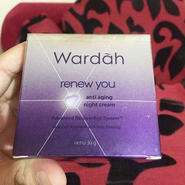 WARDAH Renew You