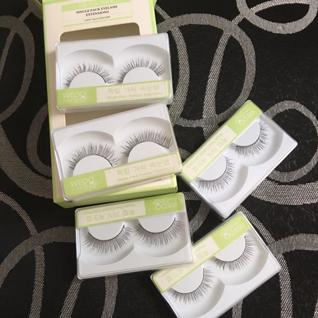 WEDO SHOP Faux Lashes