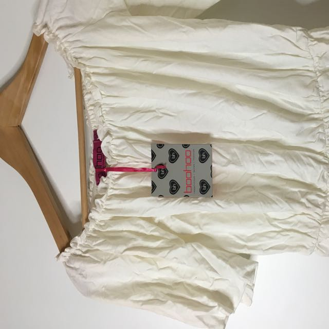 White Jersey-distressed