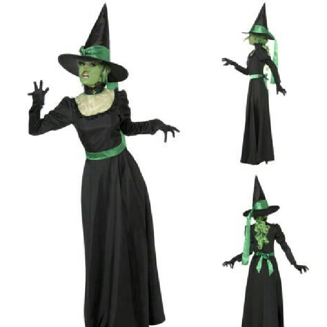 Wicked Witch Of The West Elphaba Costume