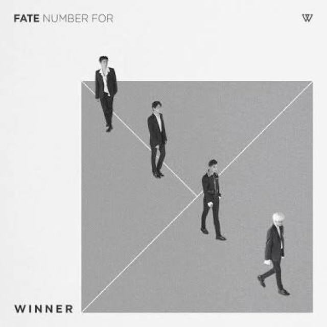 WINNER REALLY REALLY ALBUM (SEOUL VER)