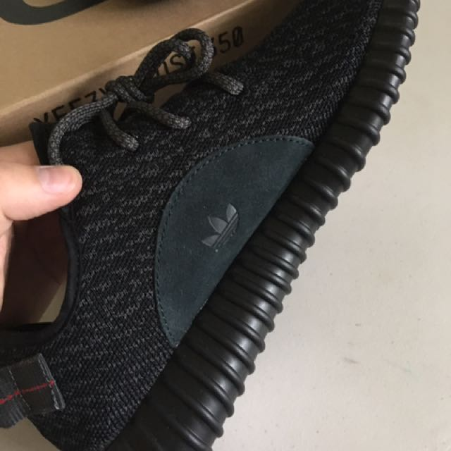 YEEZY BOOST 350 Pirate Black ** FREE DELIVERY **