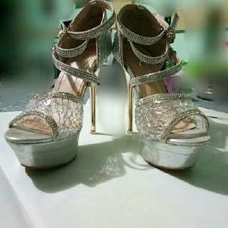 High Heels Ex Wedding