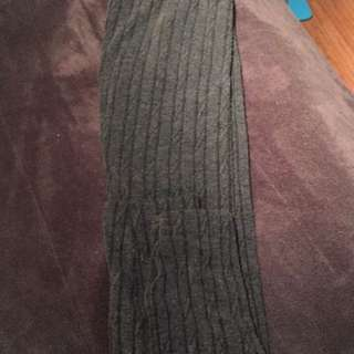 Knit leggings (grey)