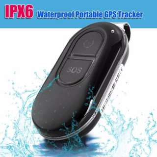 LK106 REALTIME PORTABLE GPS TRACKER IPX6 WATERPROOF - US PLUG US PLUG