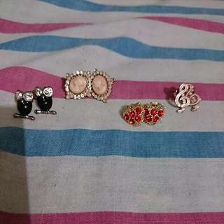 Earrings Bundle Set