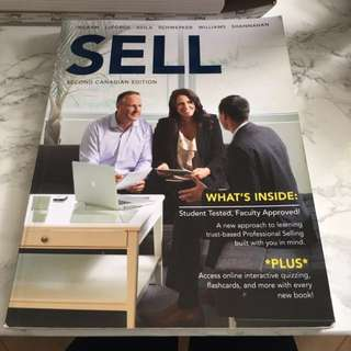 MKT 504 - Sell 2nd / Second Canadian Edition