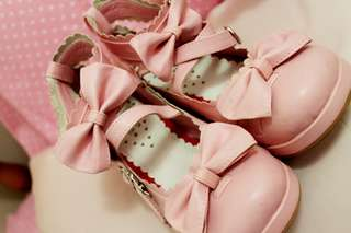 An*Tai*Na Pink Tea Party Shoes (Damaged)