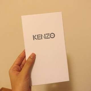 Kenzo 紙盒