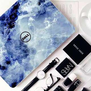 🙋🏻💖Marble Decal Matte Vinyl Sticker for ALL LAPTOP Brands - SUPER HIGH QUALITY!! HIGHLY RECOMMENDED!