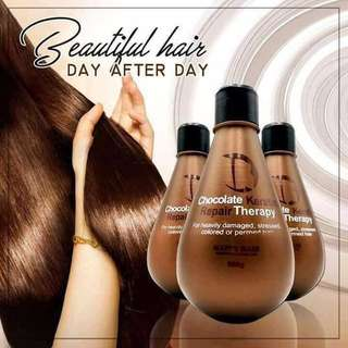 Chocolate keratin conditioner 500ml