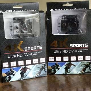 4K Wifi Action Sport Camera