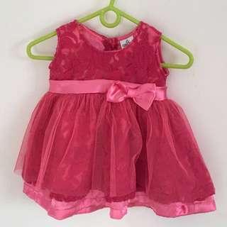 Garfield Baby Dress
