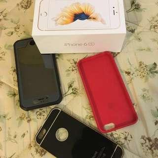 Iphone 6s 32GB Gold My Set