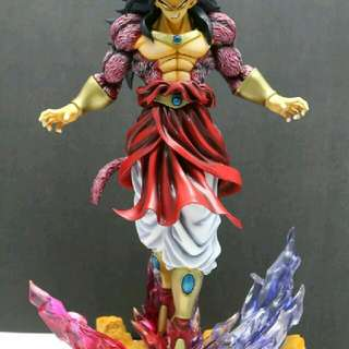 Ssj 4 Broly figure .. collectable figure / statue