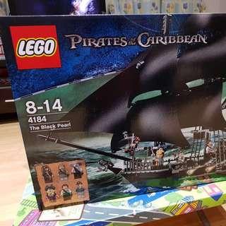 Lego 4184 Black Pearl - rare!!