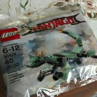 Lego Ninjago The Movie Polybag