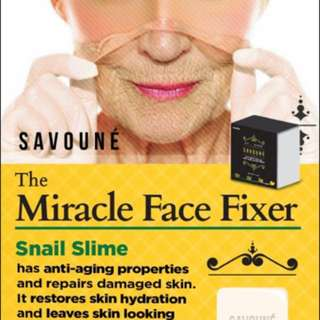 SAVOUNNE for Miracle Face