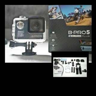 B-pro Action Cam 5 Alpha Plus