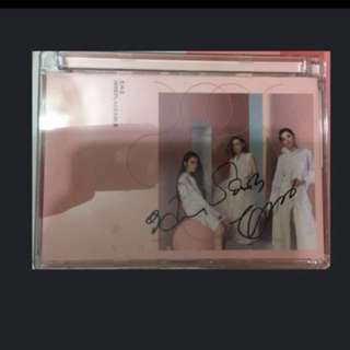 S.H.E later EP (Autographed)