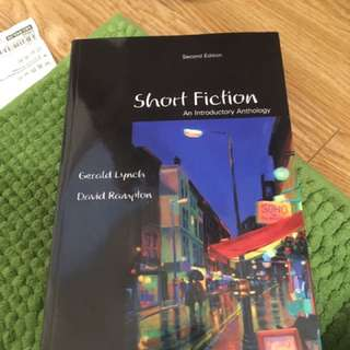 Short Fiction An Introductory Anthology