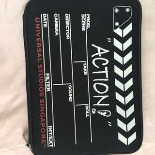 "Laptop Case 15"" Universal Studios Singapore"