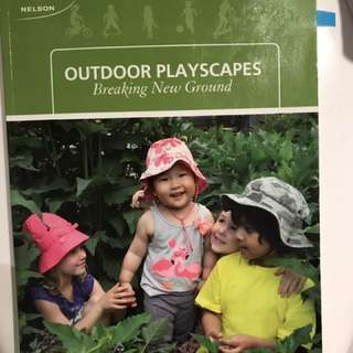 Outdoor playscapes