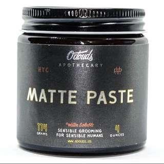 O'douds Matte Paste