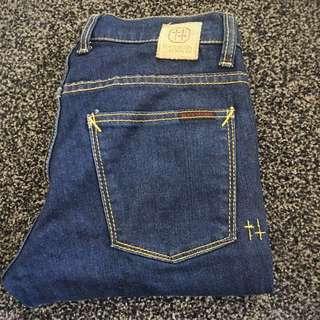 Black Duke Jeans